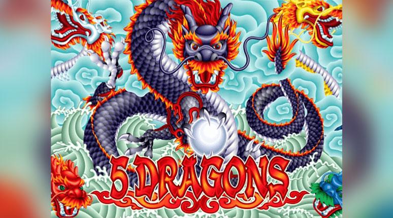 Free Slots: 5 Dragons