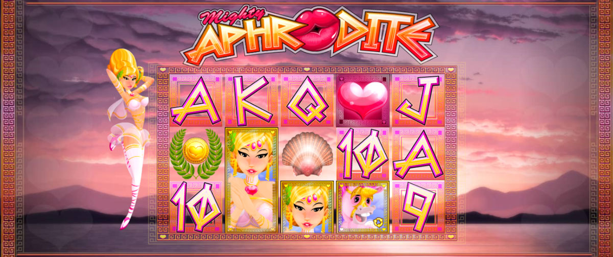 Mighty-Aphrodite Slot Online